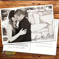 Cartolina Con Foto
