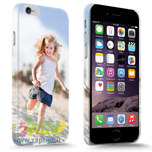 Cover iPhone 7 3D Personalizzata