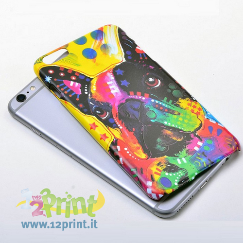Cover IPhone 7 Plus 3D Personalizzata