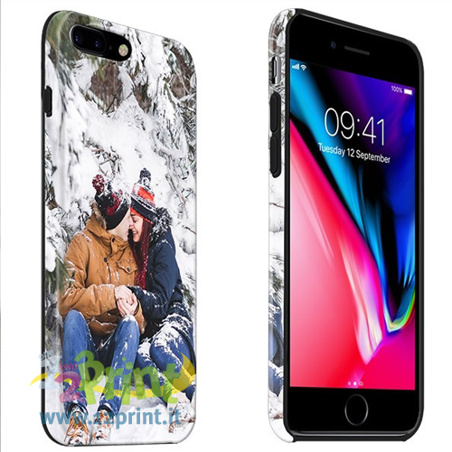 Cover iPhone 8 Plus 3D Personalizzata