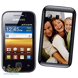 Cover Samsung Galaxy Y S6360