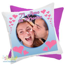 Cuscino San Valentino Con Foto