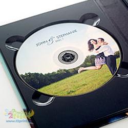 DVD Con Custodia Stampato Con Foto