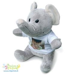 Elefante Mottolin Con Foto
