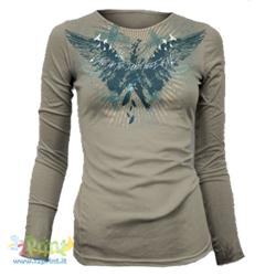 Magliette Donna Manica Lunga Personalizzate