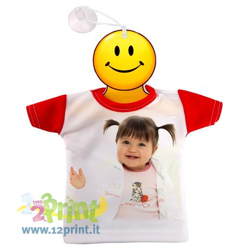 Mini Tshirt Con Foto