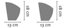 Plexiglass Vela
