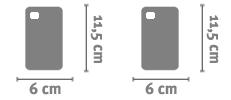 Skin iPhone 4 3D Gel