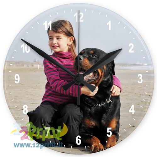 Orologio Personalizzato Da Parete