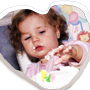 Cuscino Cuore Personalizzato Con Foto