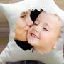 Mini Cuscino Stella Con Foto
