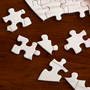 Puzzle Cuore 25x20