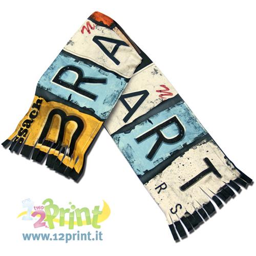 negozio online 2aff9 b93c6 Sciarpa Personalizzate