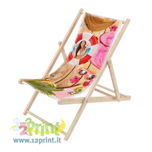 Realizza una divertente sedia da esterno sdraio per i tuoi bambini
