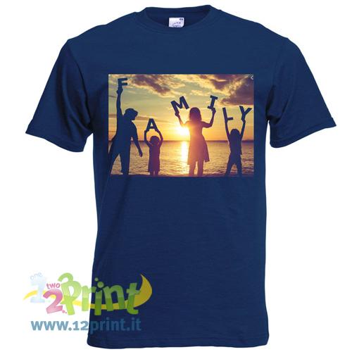 T-Shirt Cotone Organico Personalizzata