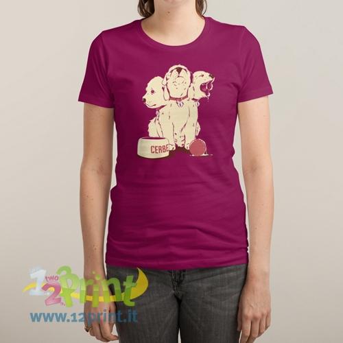 T-Shirt Donna Cotone Organico