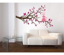 Adesivi murali da personalizzare - Adesivi da parete camera da letto ...