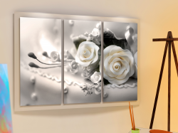 Crea la tua stampa su tela composit lucida direttamente - Crea la tua camera ...
