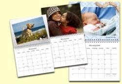 Calendario Fotografico Personalizzato.Calendari Personalizzati