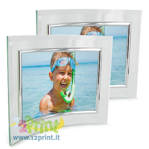 Cornice accento vetro 15x20 for Cornici foto 15x20