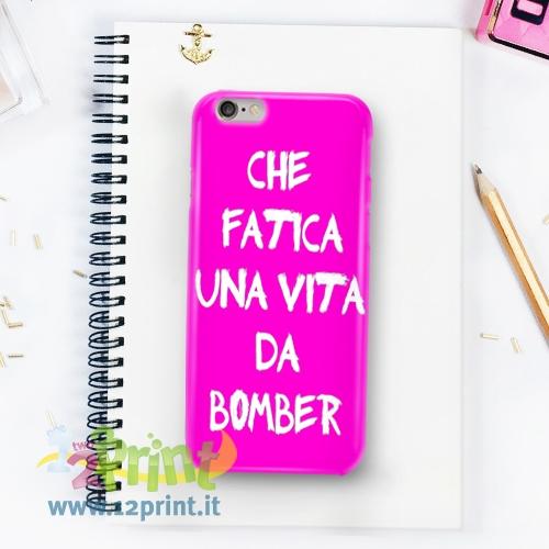 Cover che Fatica la vita da Bomber