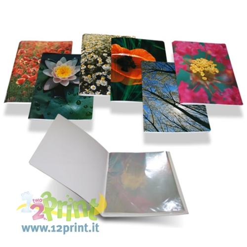 Portafoto 10x15 con taschine in plastica trasparenti - Album portafoto 10x15 ...