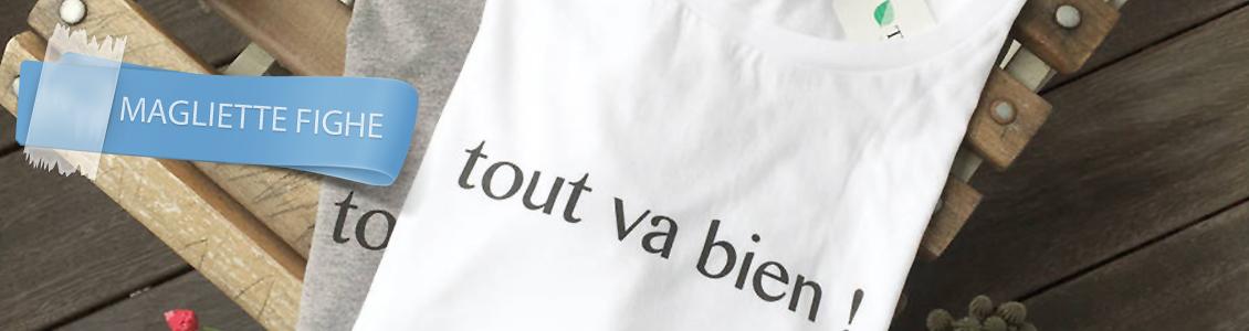 Magliette Fighe