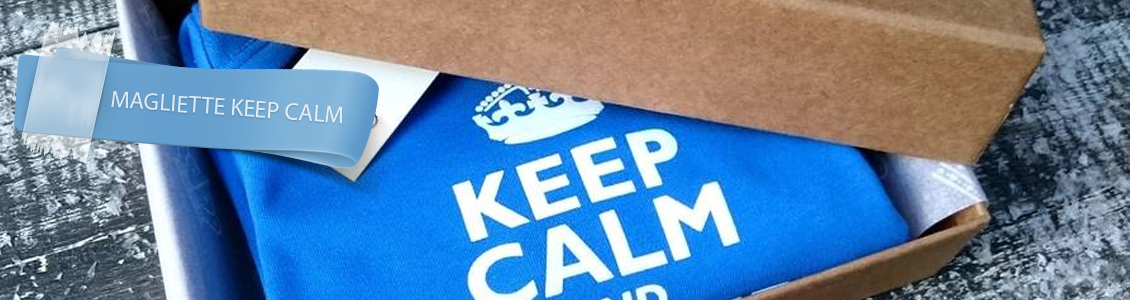 Magliette Keep Calm