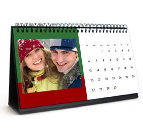 Foto calendari personalizza e stampa il tuo foto calendario - Calendari da tavolo con foto ...